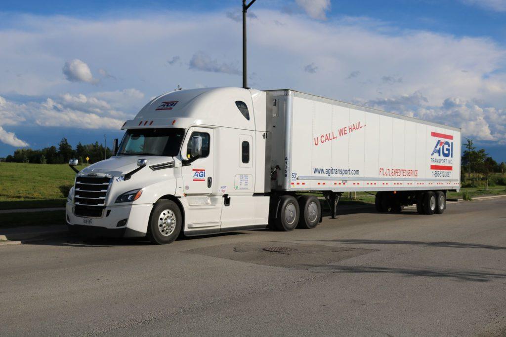 AGI Truck